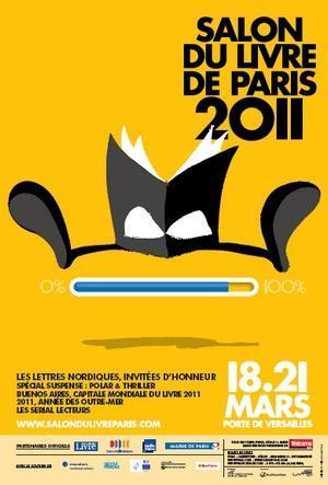 Salon du livre de paris 2011 madimado 39 s blog - Le salon du livre paris ...