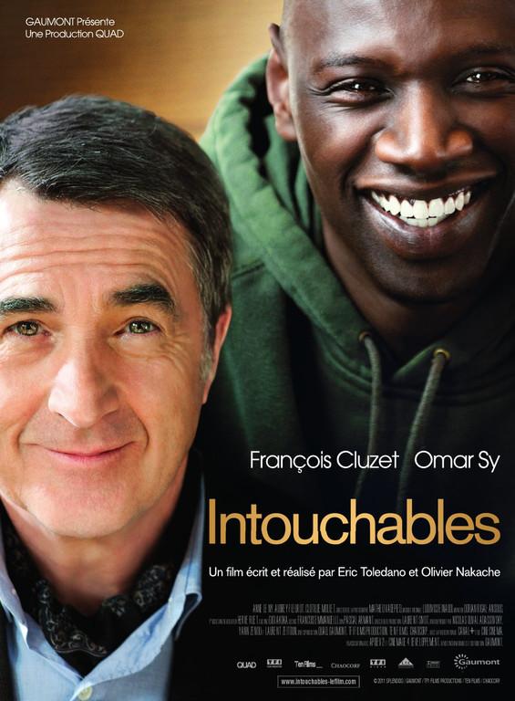 Eh oui, moi aussi j'ai vu Intouchables d'Eric TOLEDANO et Olivier NAKACHE (1/2)