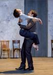 Antigone au théâtre du Vieux Colombier