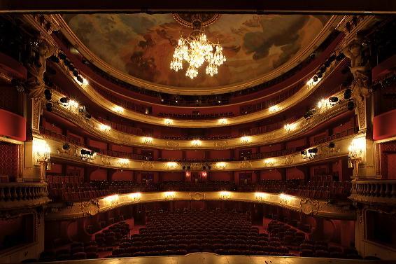 Salle richelieu madimado 39 s blog - Comedie francaise salle richelieu ...