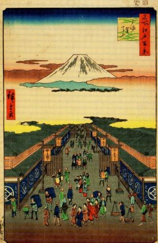 Le Japon à l'honneur à la Pinacothèque : Hiroshige - Van Gogh - Rouvre (6/6)