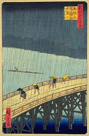 Le Japon à l'honneur à la Pinacothèque : Hiroshige - Van Gogh - Rouvre (3/6)