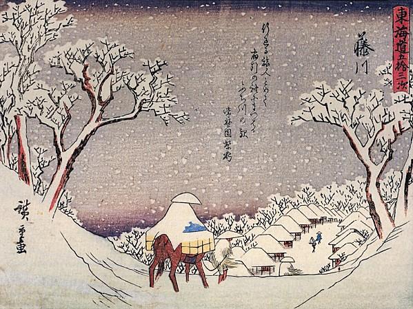 Le Japon à l'honneur à la Pinacothèque : Hiroshige - Van Gogh - Rouvre (5/6)