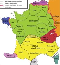 Langues et dialectes