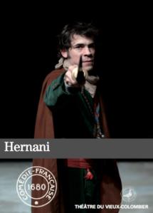 Hernani à la Comédie Française