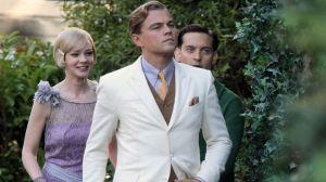 """Tournage du film """"Gatsby le Magnifique"""". INF"""