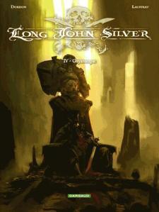 Long John Silver, 4 : Guyanacapac, de Xavier DORISON et Mathieu LAUFFRAY