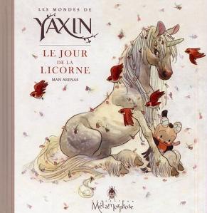 Le jour de la licorne - Man Arenas
