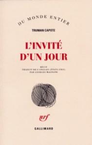 L'invité d'un jour - Truman Capote