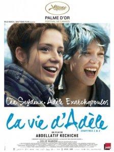 La vie d'Adèle, ou encore une Palme d'Or que je n'ai pas aimée