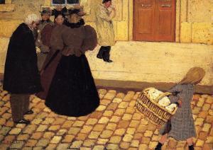 Felix-Vallotton-Street-Scene