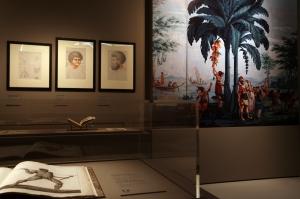 """MQB. Exposition temporaire : """"Kanak, l'art est une parole"""". Du 15 octobre 2013 au  26 janvier 2014."""