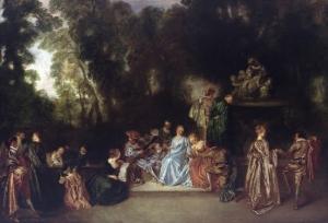 De Watteau à Fragonard, les fêtes galantes s'exposent au Musée Jacquemard-André