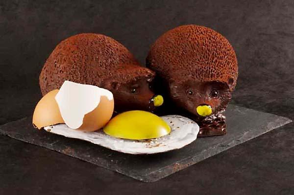 Divins chocolats de patrick roger madimado 39 s blog - Sculpture en chocolat patrick roger ...