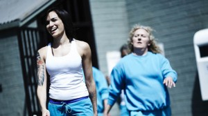 SoHo-Wentworth-Franky-and-Liz-in-the-yard-Foxtel-Ben-King