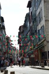 Bayonne, ruelles du centre-ville