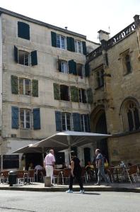 Bayonne, place Pasteur