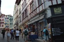 Bayonne, ruelles du centre