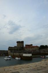 Ciboure, fort de Socoa