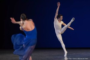 Jerome Robbins, op 19 The Dreamer