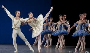 George Balanchine, Thème et variations