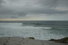 Pays-Basque, vue sur l'océan