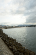 Vue sur la baie de Saint-Jean-de-Luz