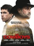 Les cowboys, affiche