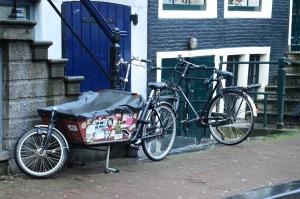 Amsterdam - vélos