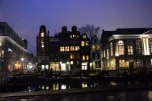 Amsterdam - vue de nuit