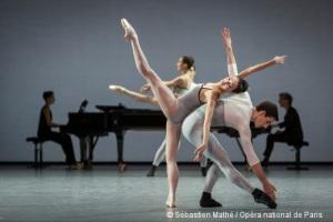 In creases - Justin peck - Opéra Garnier
