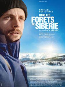 Dans les forêts de Sibérie, affiche