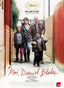 Moi, Daniel Blake, affiche