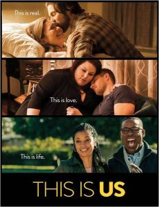 This is us, affiche saison 1