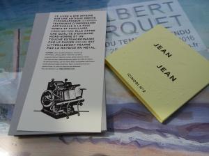 Jean-Jean, Icinori