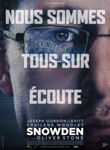 Snowden, affiche