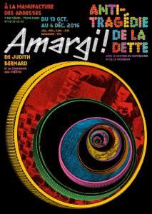 Amargi, affiche