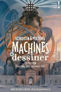Machines à dessiner, affiche