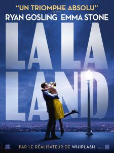 La La Land, affiche