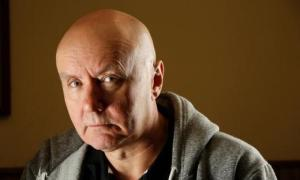 Portrait d'Irvine Welsh
