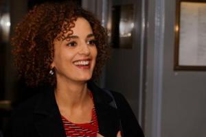 Portrait de Leila Slimani
