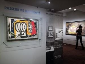 Exposition 21 rue de la Boétie