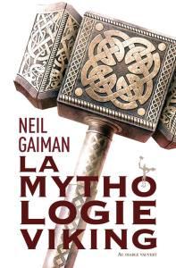 Couverture de La mythologie viking de Neil Gaiman