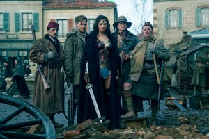 Image de Wonder woman