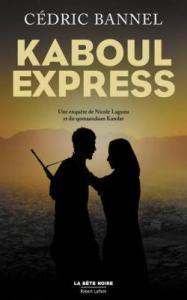 Couverture de Kaboul Express