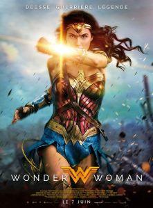 Wonder woman affiche