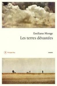 Couverture du roman Les terres dévastées
