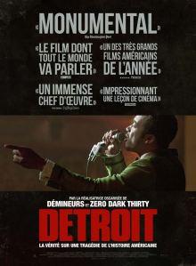 Affiche du film Détroit