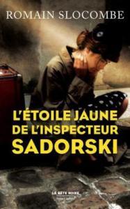 L'étoile jaune de l'inspecteur Sadorvski, couverture
