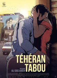 Téhéran tabou affiche